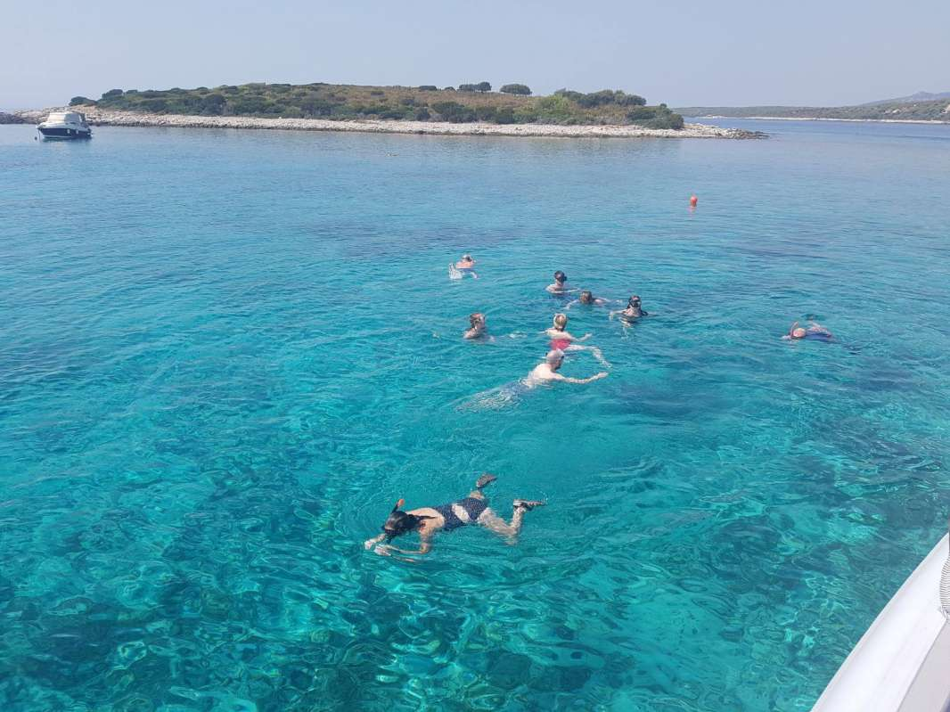 Hvar and Pakleni islands