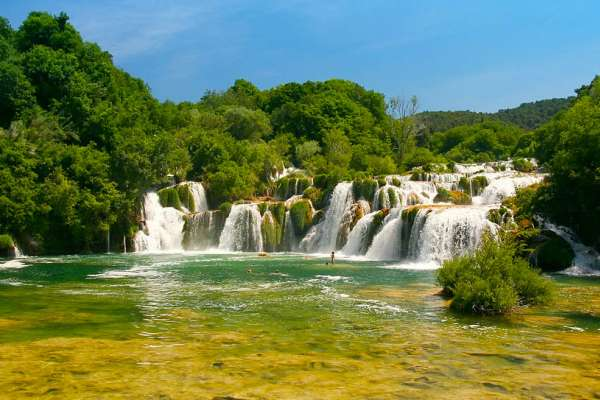 National park Krka tour