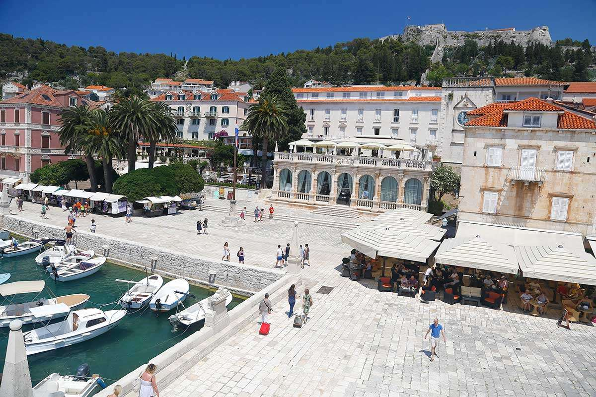 Hvar and Šolta island private tour