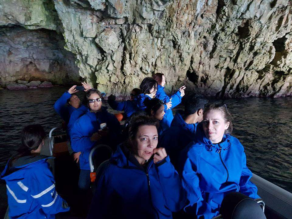 Blue Cave and Šolta island private tour